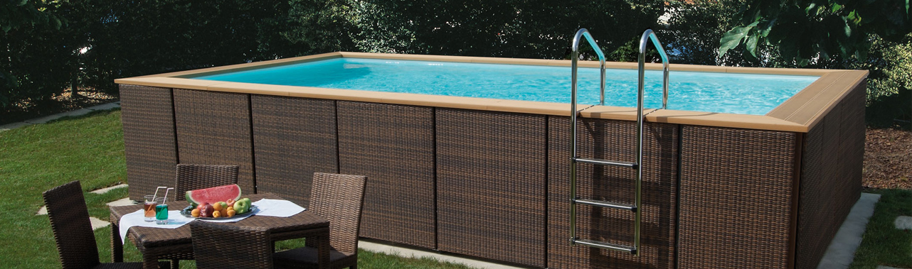 piscines hors sol piscine laghetto piscine en bois piscine en kit suisse. Black Bedroom Furniture Sets. Home Design Ideas