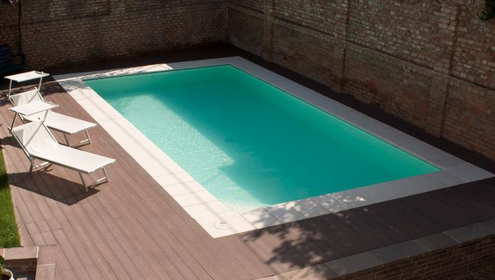Piscines hors sol piscine laghetto piscine en bois - Dimension d une piscine olympique ...