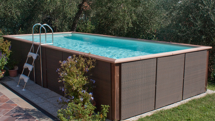 piscines hors sol piscine laghetto piscine en bois. Black Bedroom Furniture Sets. Home Design Ideas