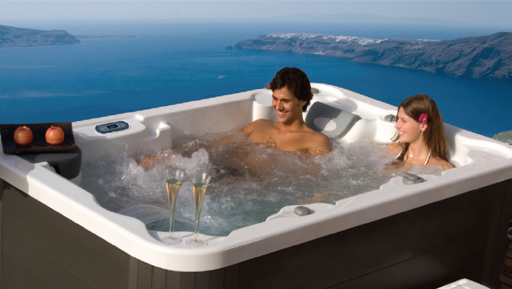 Spa jacuzzi 3 places