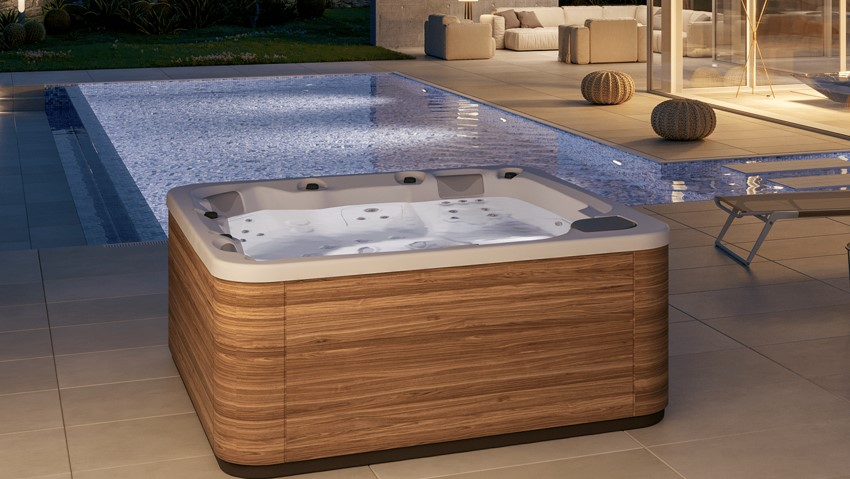 Spa jacuzzi 5 places Feel